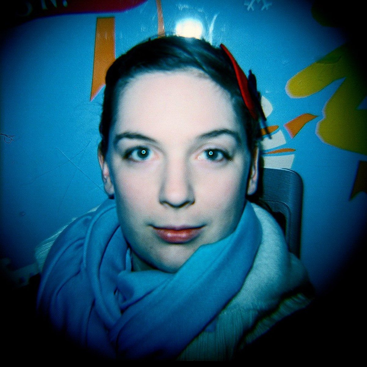 Appareil photo Lomo - Diana F+