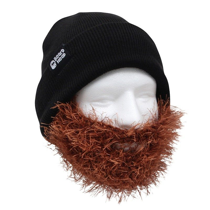 Bonnet à barbe original
