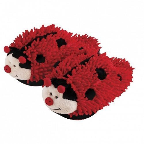 Chaussons animaux Fuzzy Friends