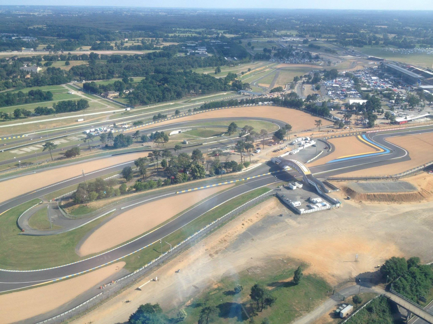 Circuit « Legend LM » - Le Mans