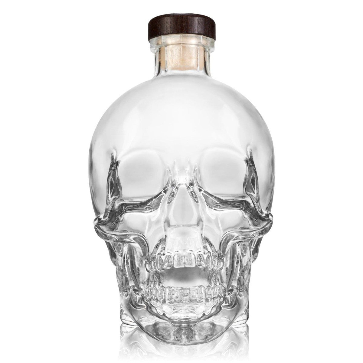 Coffret Crystal Head Vodka – verre à martini