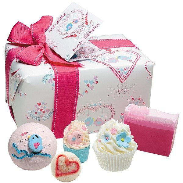 Coffret de bain - Love Birds