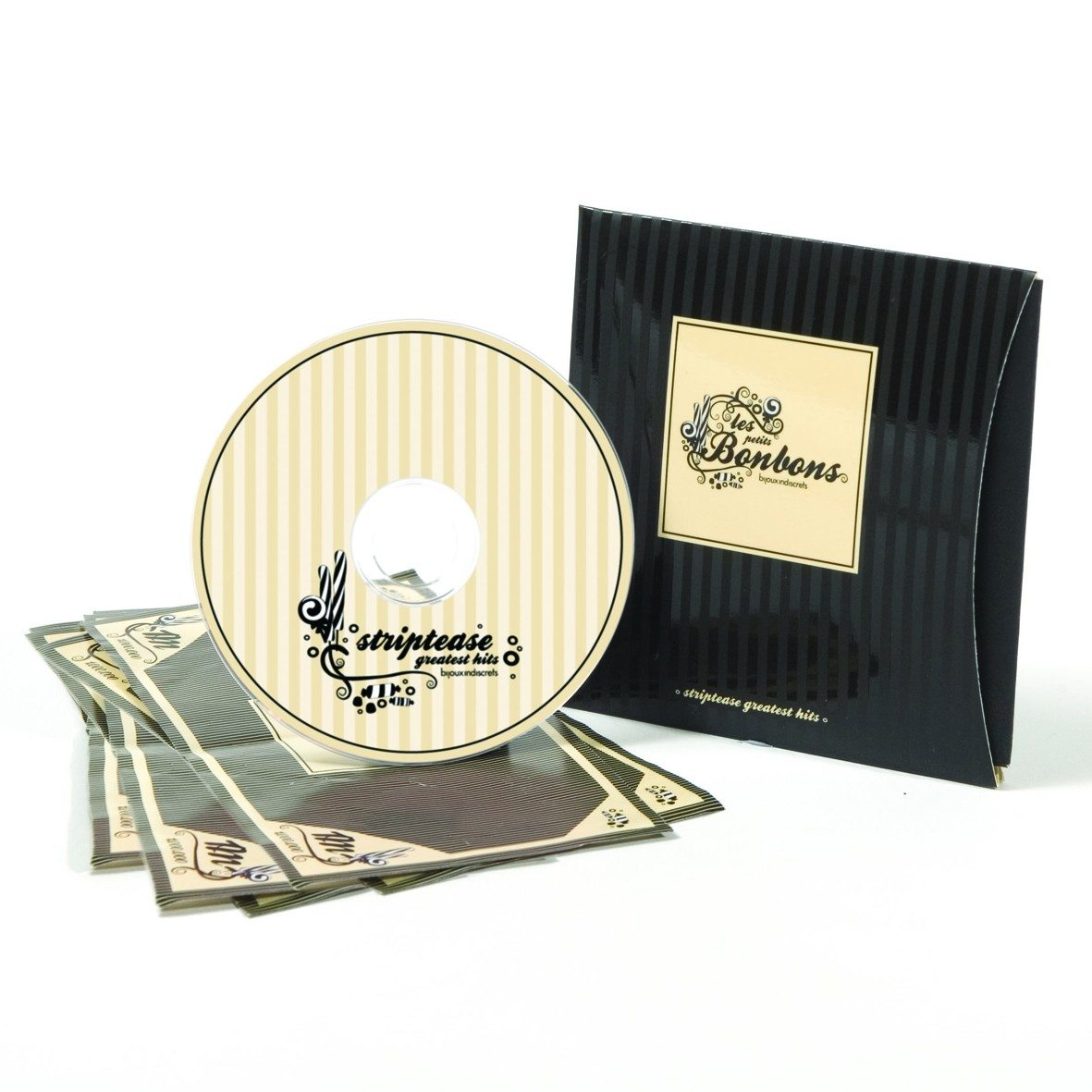 Coffret Hits de striptease
