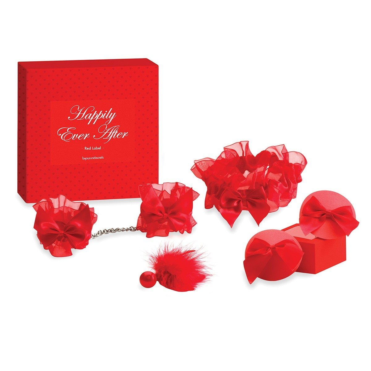 Coffret sensuel - Happily Ever After