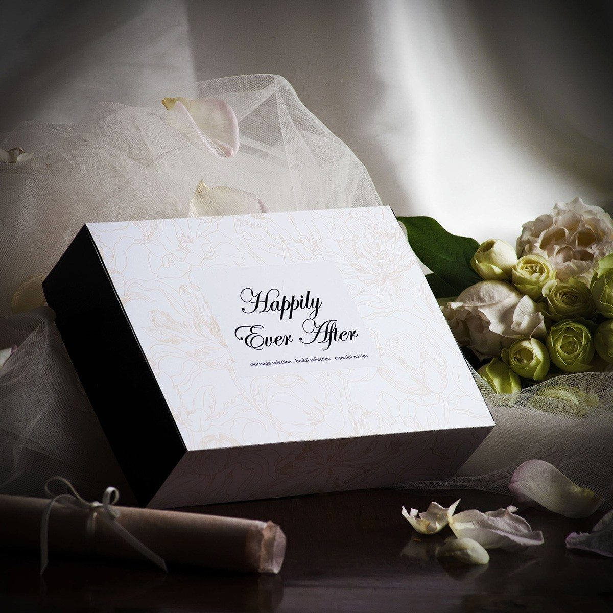 Coffret sensuel Mariage - Happily Ever After