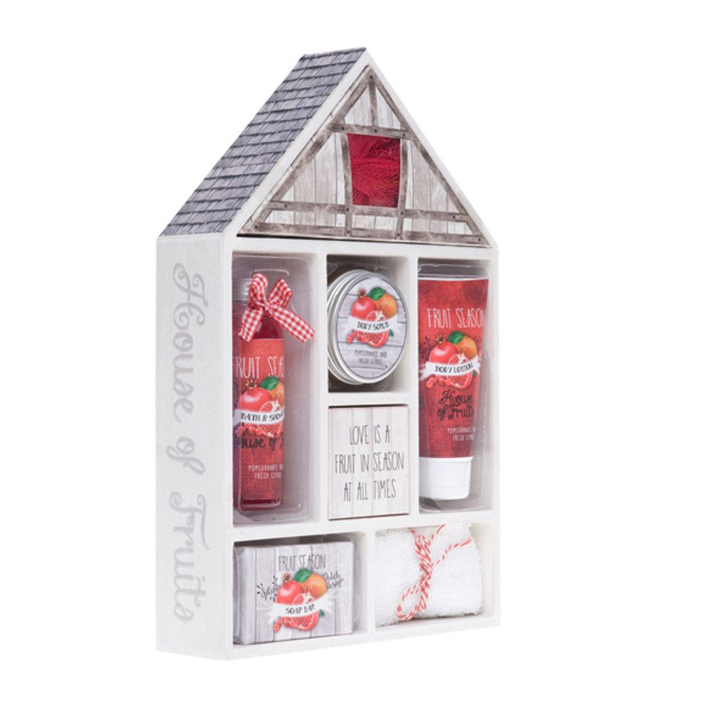 Coffret Wellness - Maison fruitée