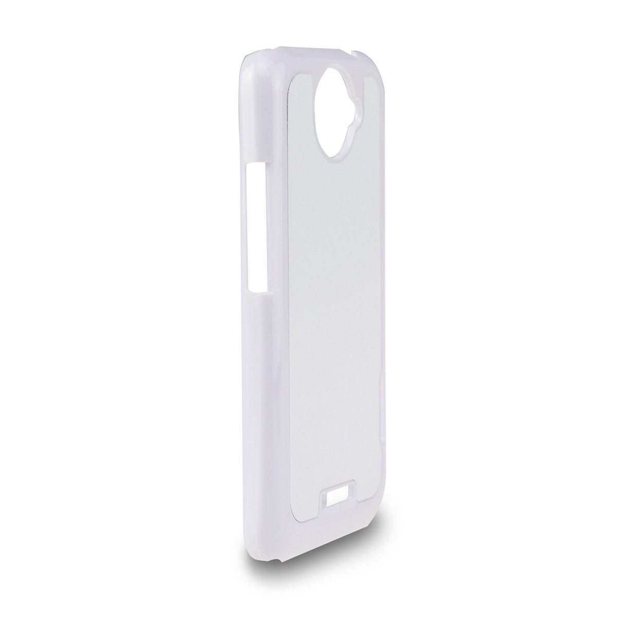 Coque HTC One X blanche personnalisée