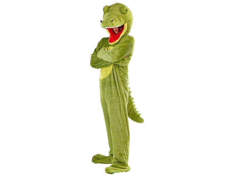 Costume de crocodile