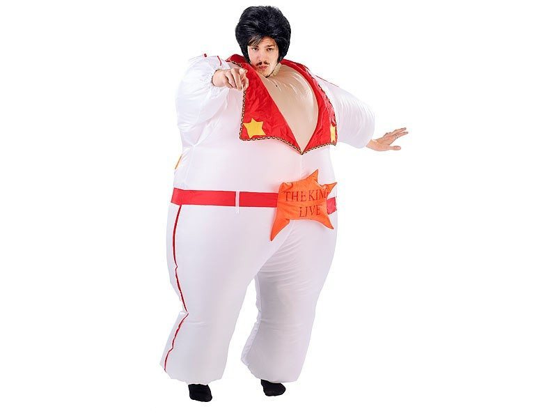 Costume gonflable Elvis