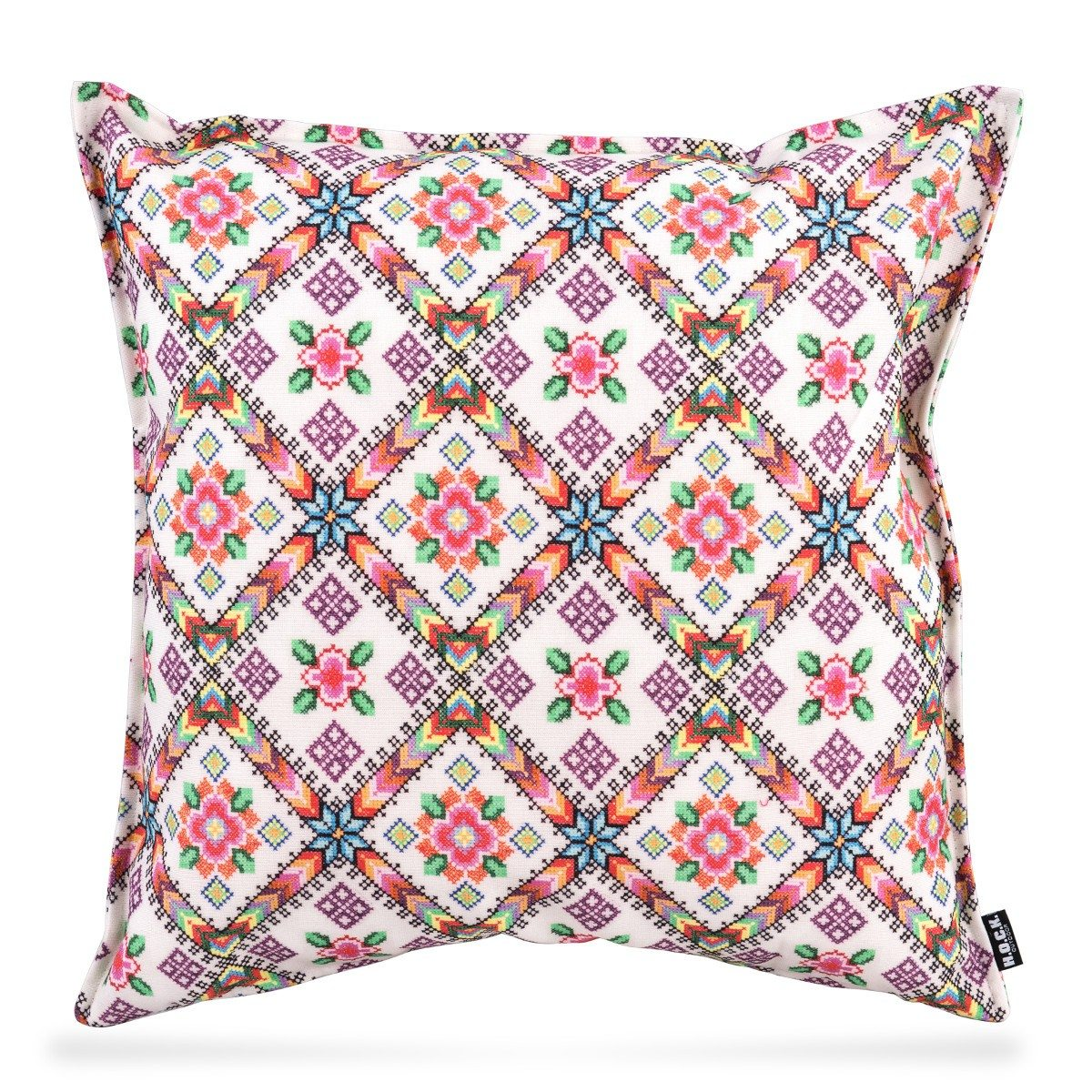 Coussin Beach Life - rouge