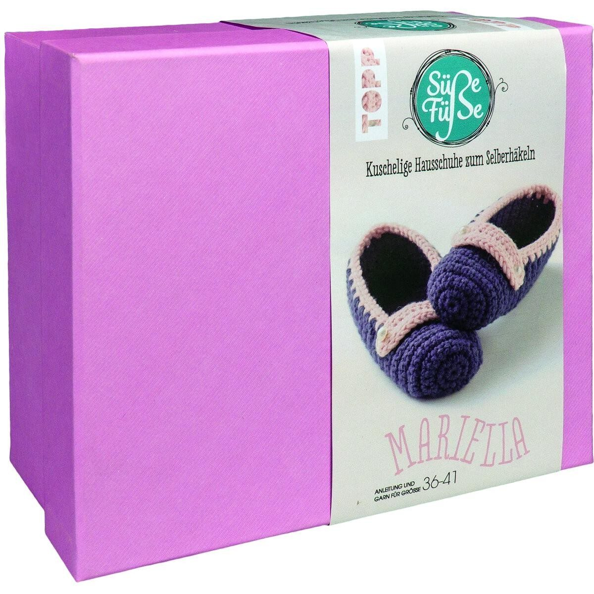 Crocheter ses chaussons