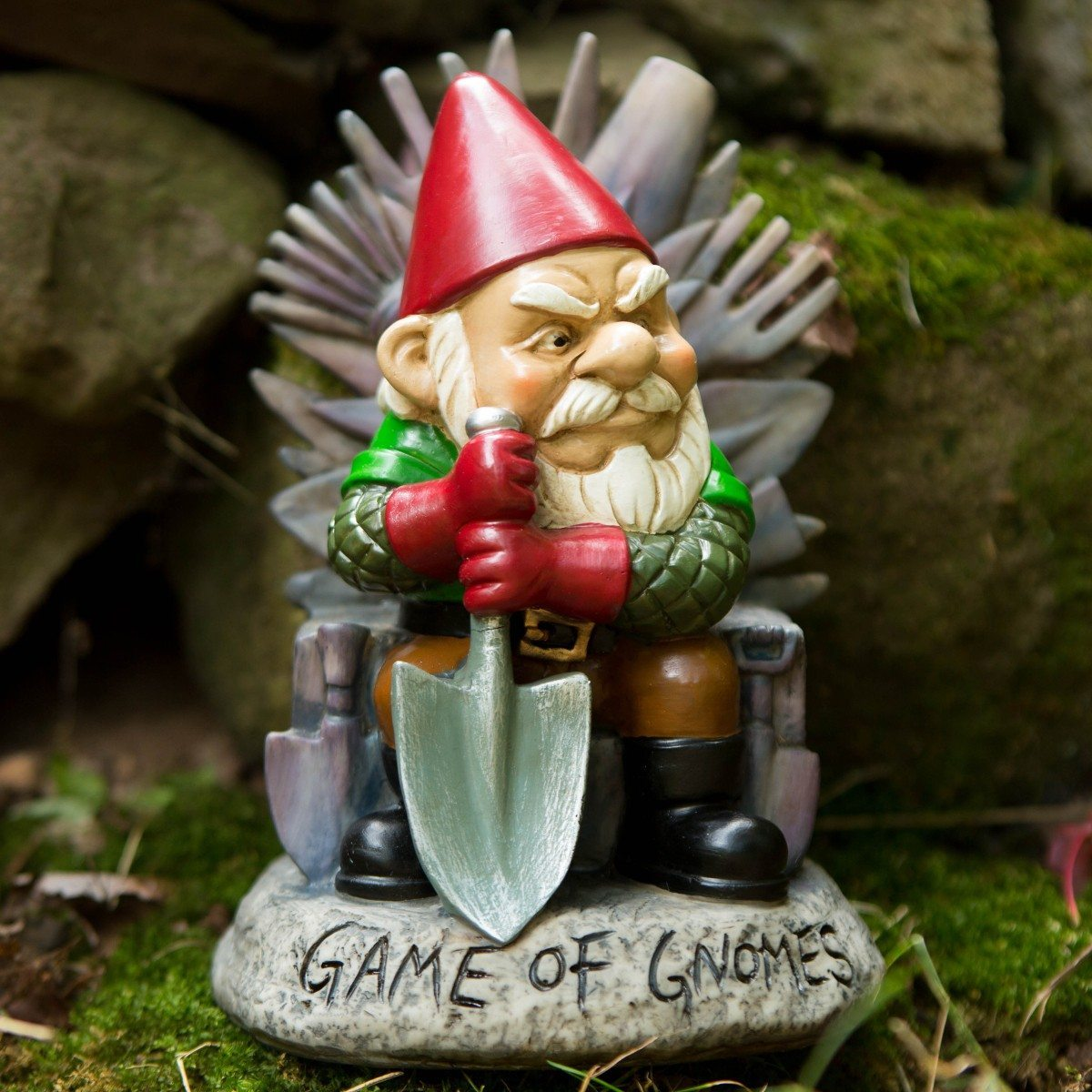 Game of Gnomes de Jardin