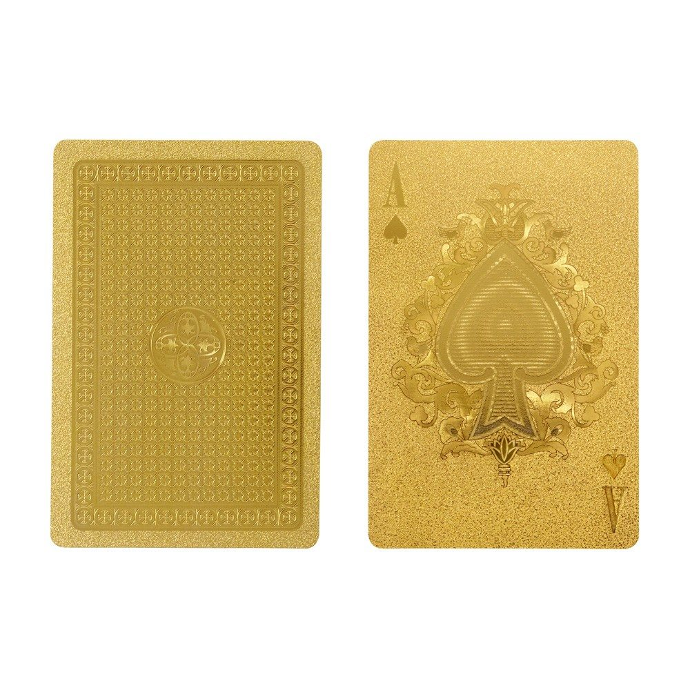 Jeu de cartes Deluxe international