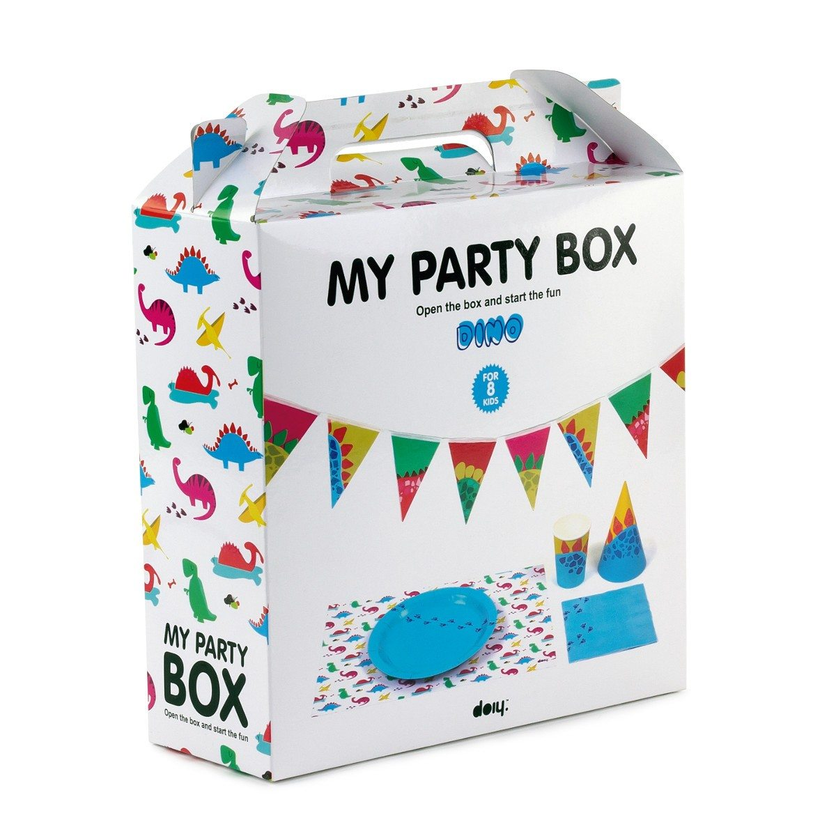 Kit d'anniversaire - My Party Box