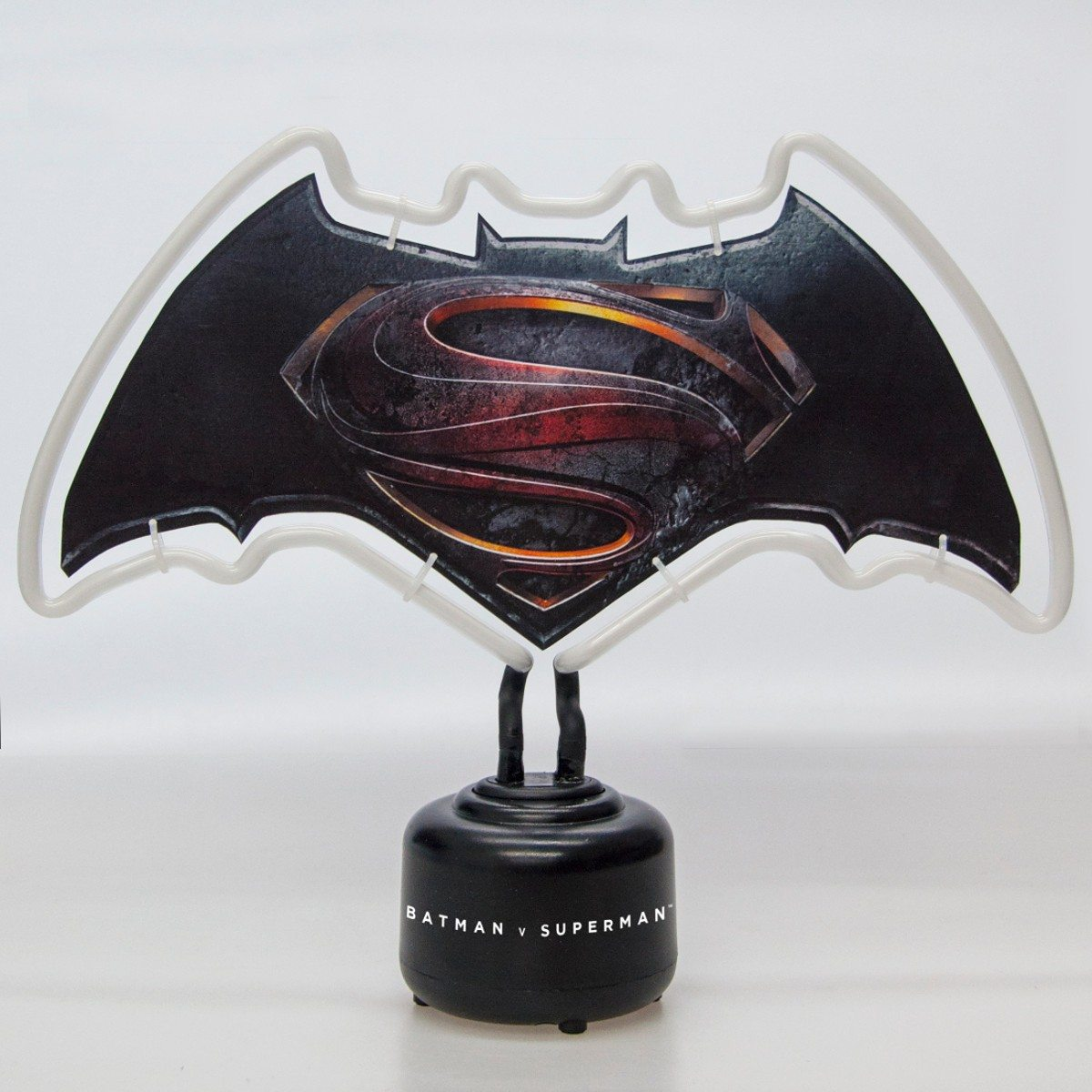 Lampe néons - Batman vs Superman