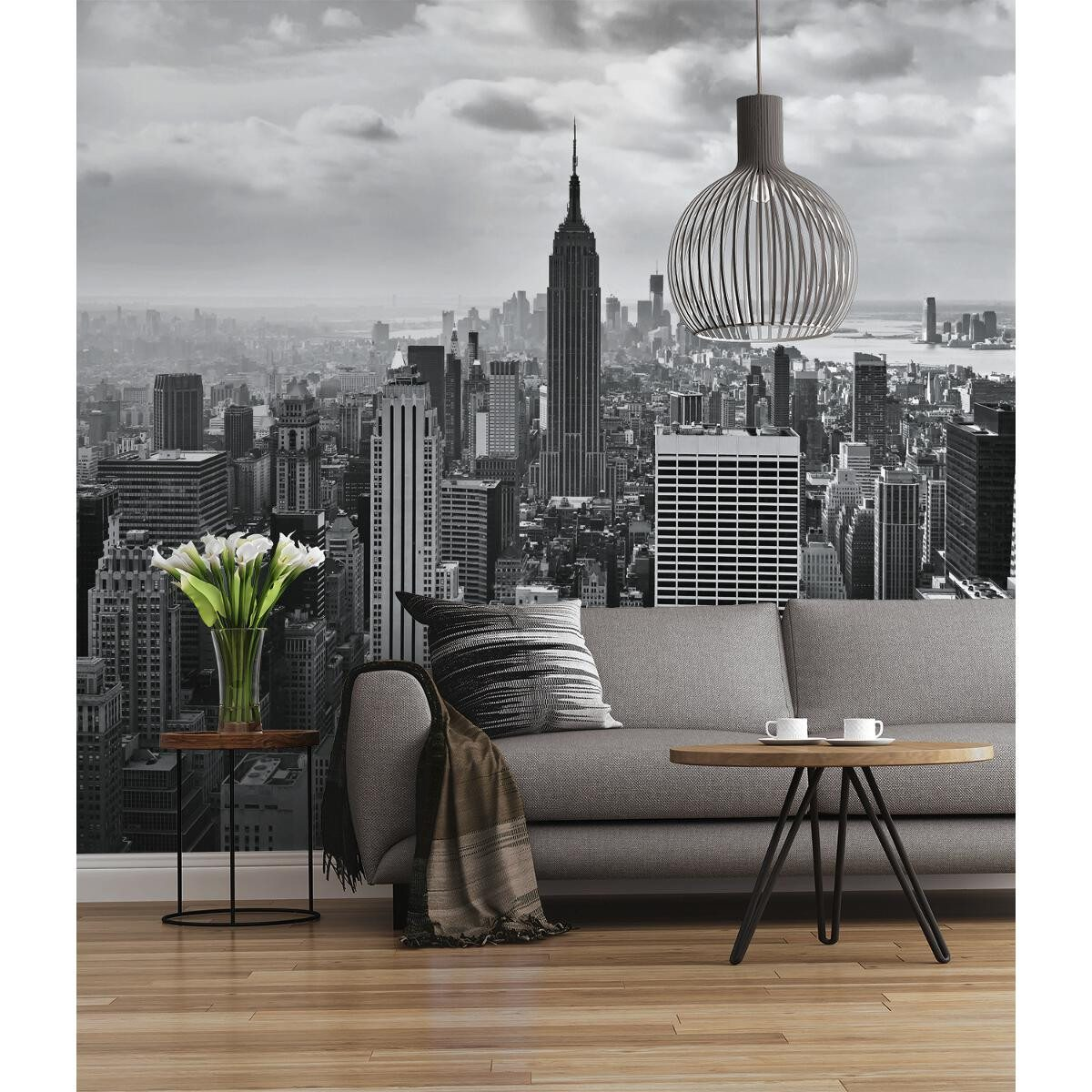 photomur papier peint new york. Black Bedroom Furniture Sets. Home Design Ideas