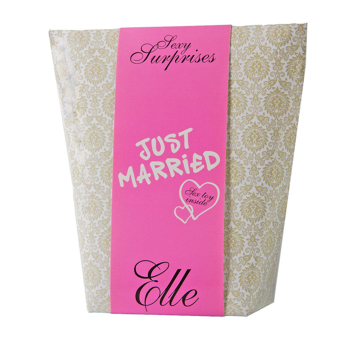 Pochette surprise sexy - Just married