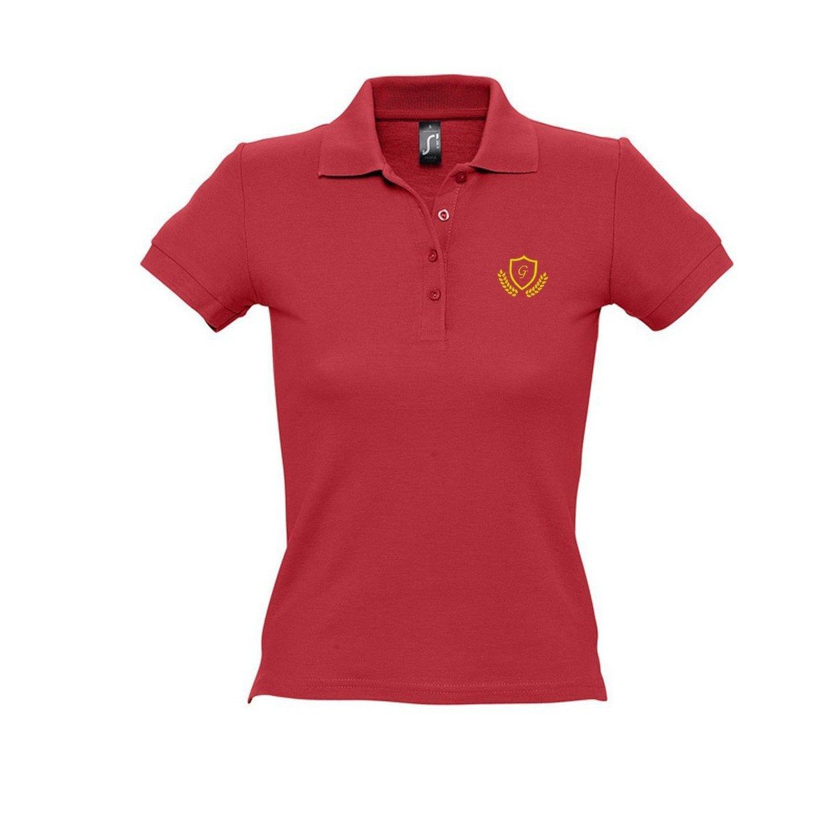 Polo Femme - Broderie personnalisée