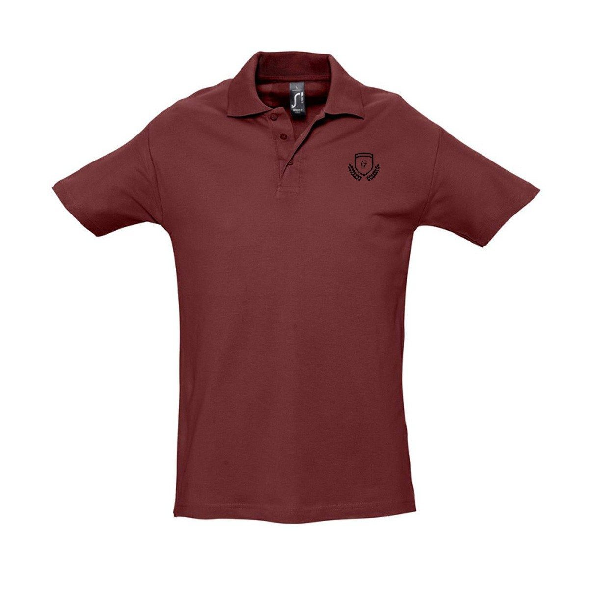 Polo Homme - Broderie personnalisée
