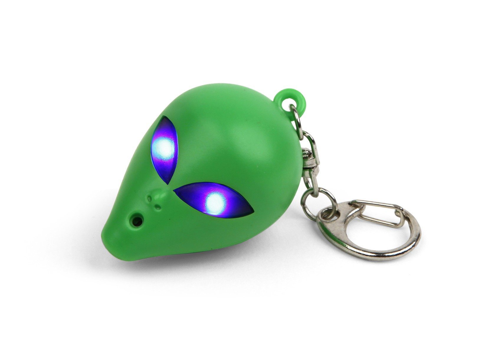 Porte-clés LED Alien