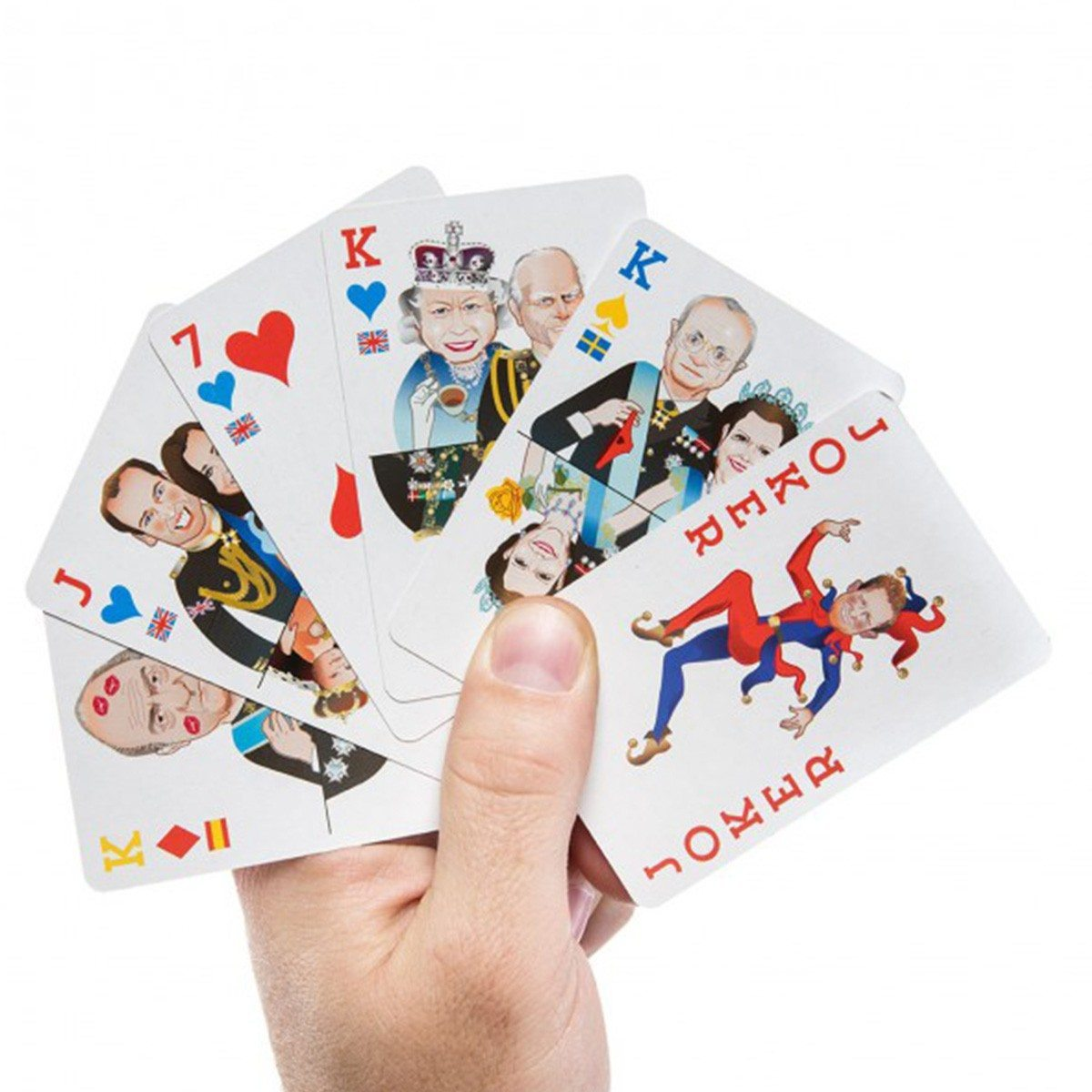Royal Flush - Jeu de cartes
