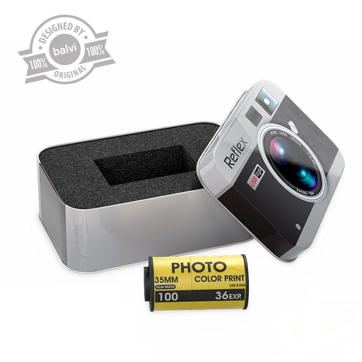 Set stockage de photo USB (8 GB)
