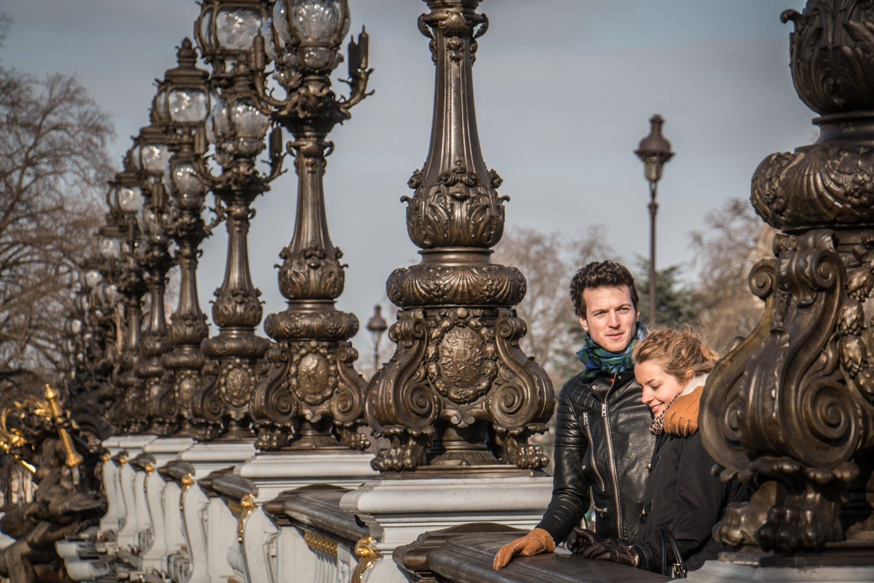 Shooting photo dans votre lieu favori à Paris