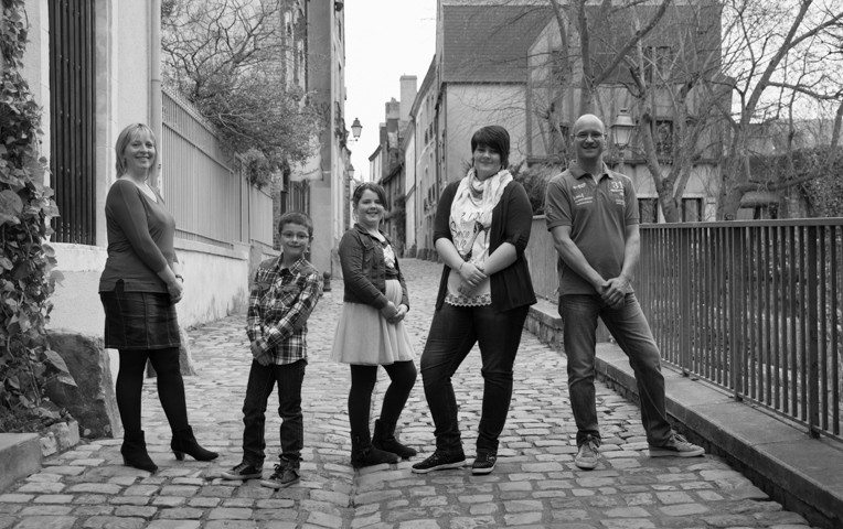 Shooting photo famille au Mans