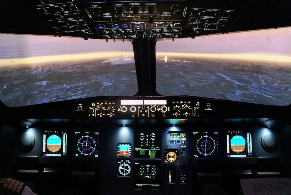 Simulateur de vol – pack passion Airbus A330 à Paris