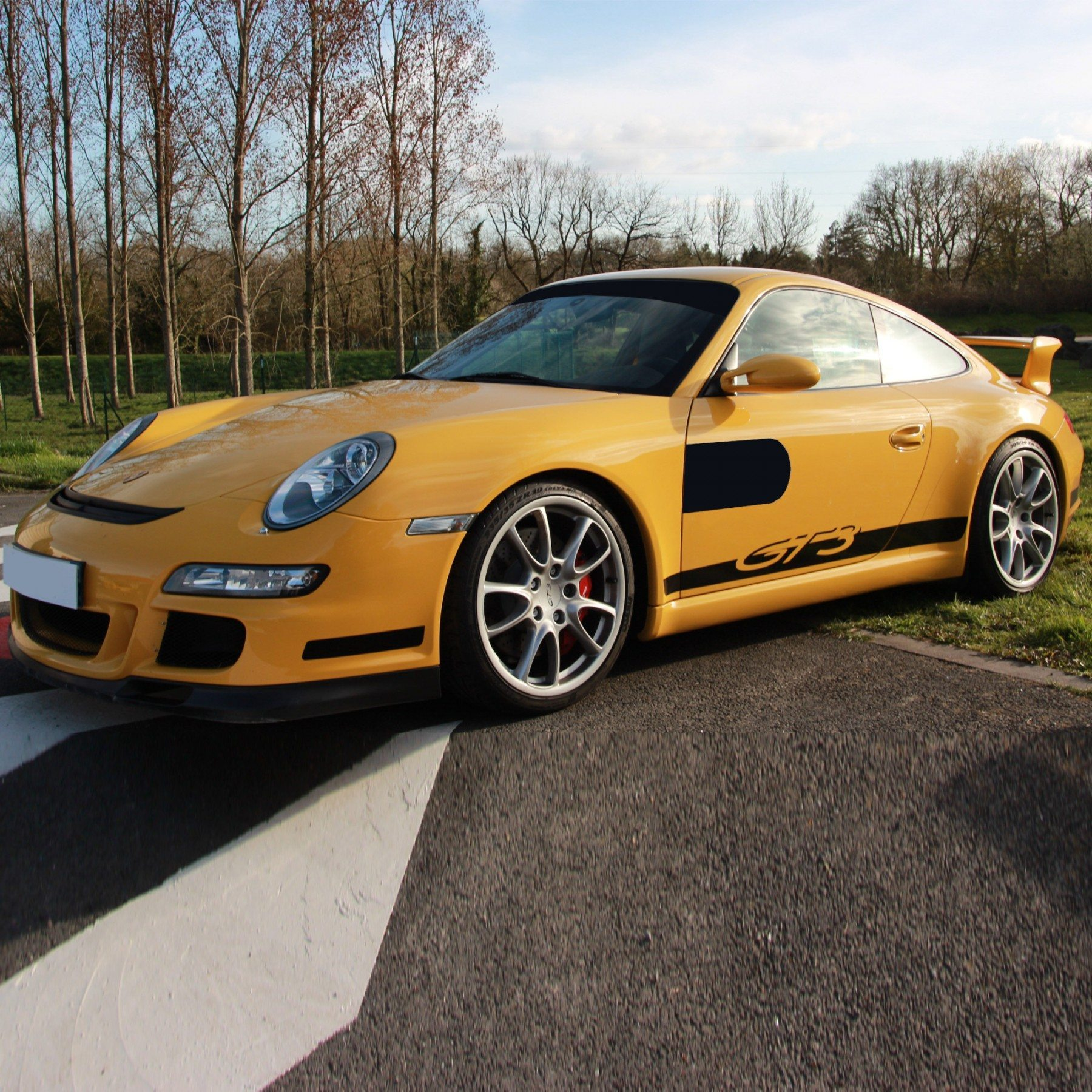 pilotage porsche 997 gt3 fay de bretagne. Black Bedroom Furniture Sets. Home Design Ideas
