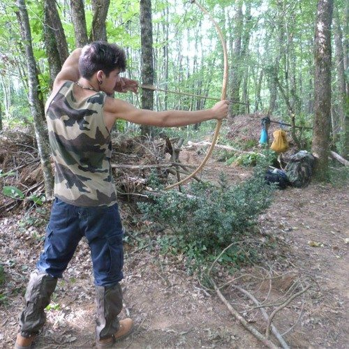 Stage de survie – Week-end Jura