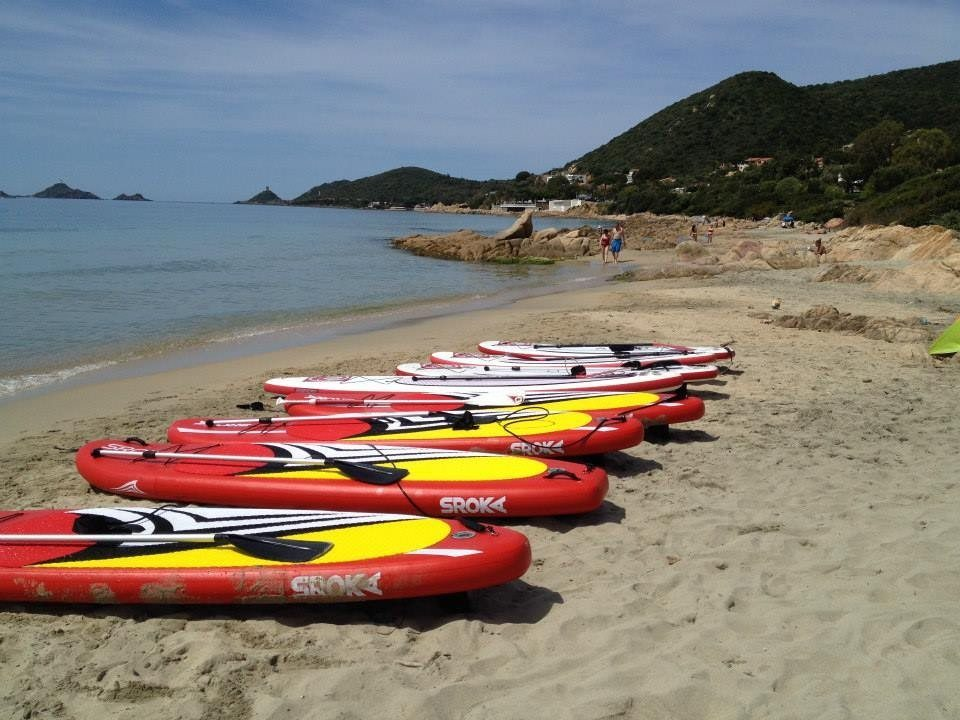 Stand up paddle à Ajaccio