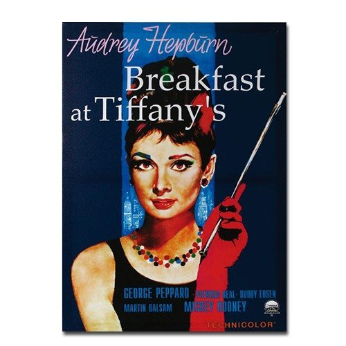 Tableau «Breakfast at Tiffany's»
