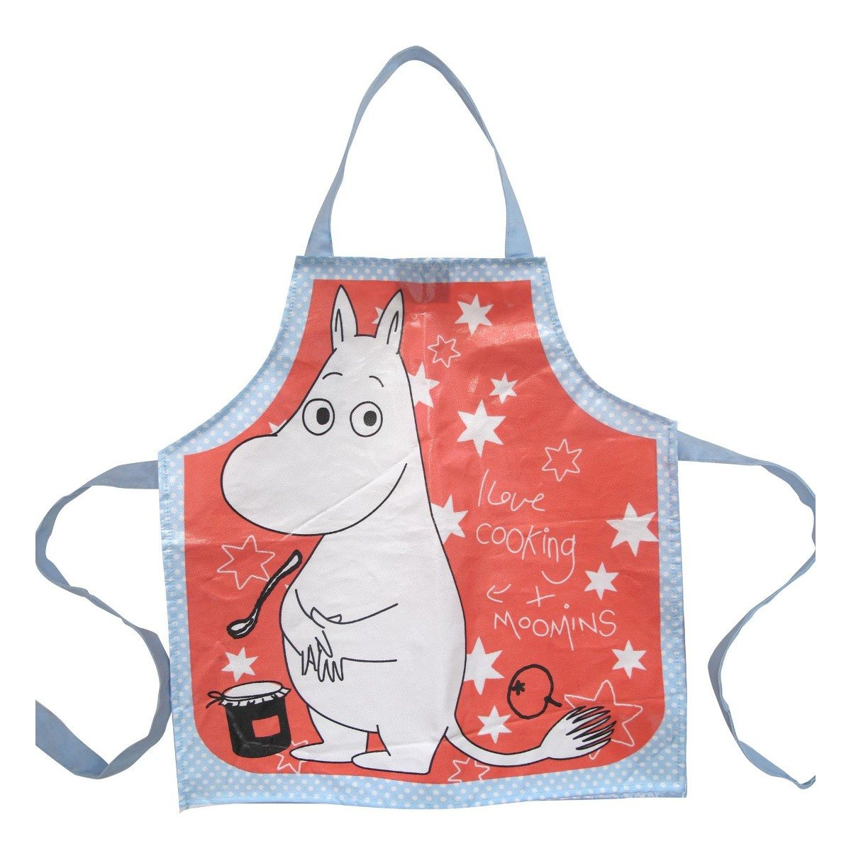 Tablier Moomin
