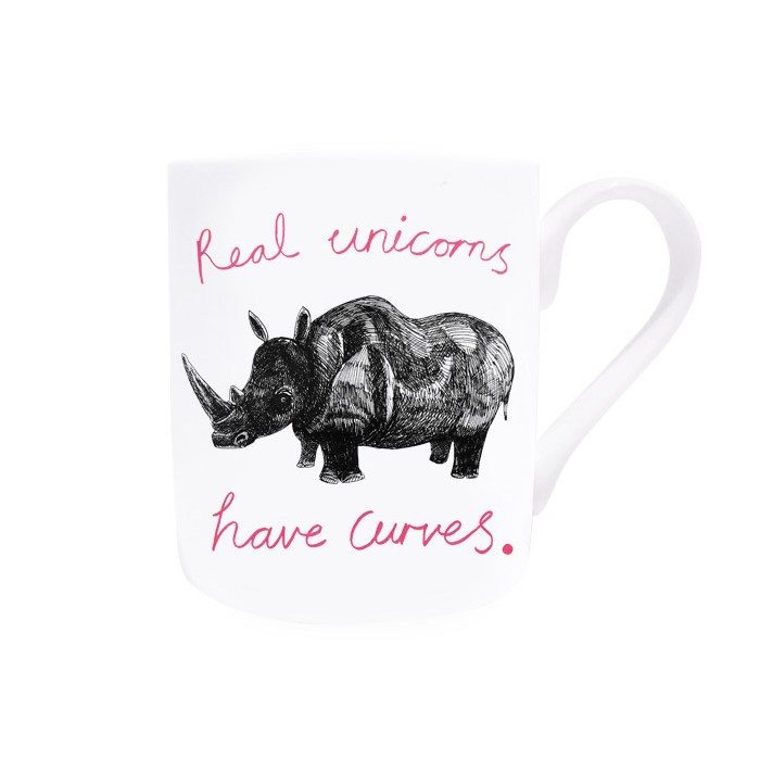 Tasse rigolote - Real Unicorns