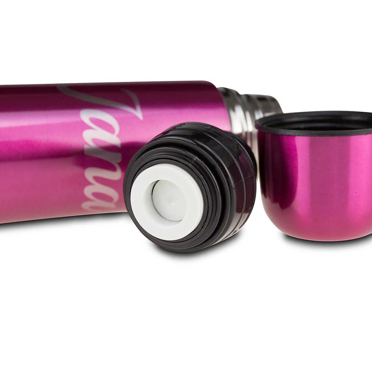 Thermos flashy personnalisé