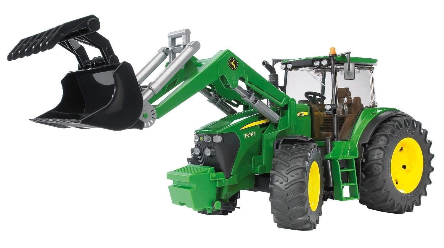 tracteur avec chargeur frontal john deere 7930 m. Black Bedroom Furniture Sets. Home Design Ideas