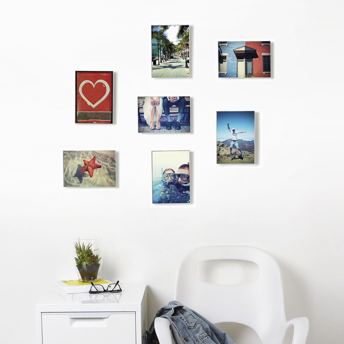 Wall Art - lettres design