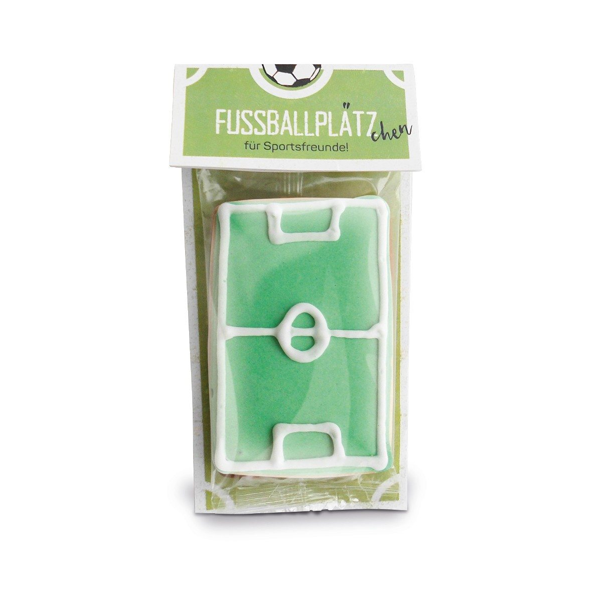 Biscuit terrain de foot