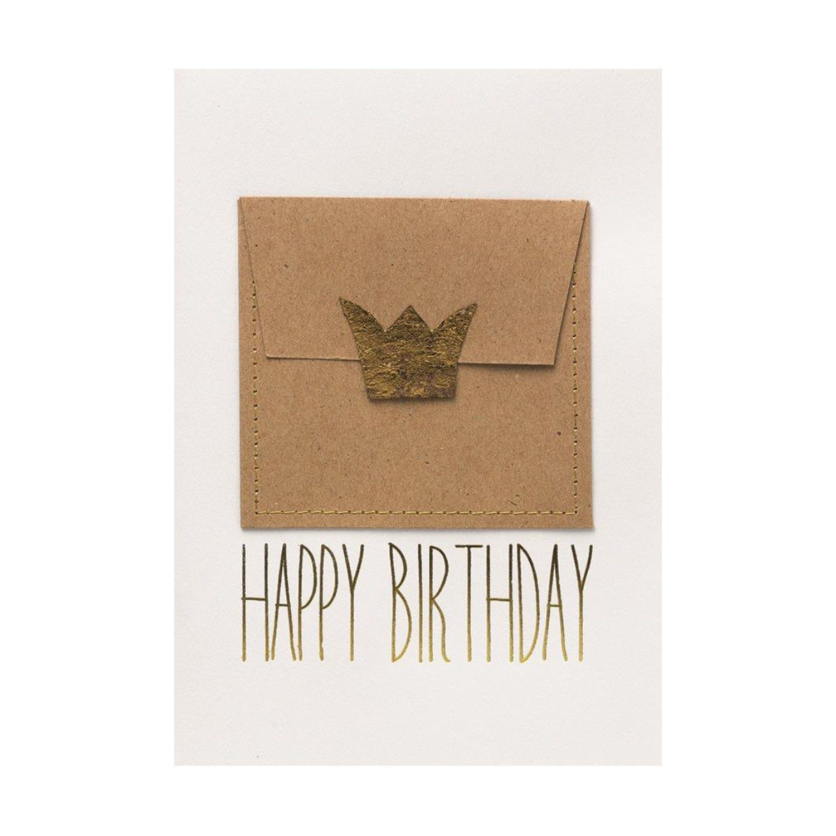 Carte de voeux - Happy Birthday