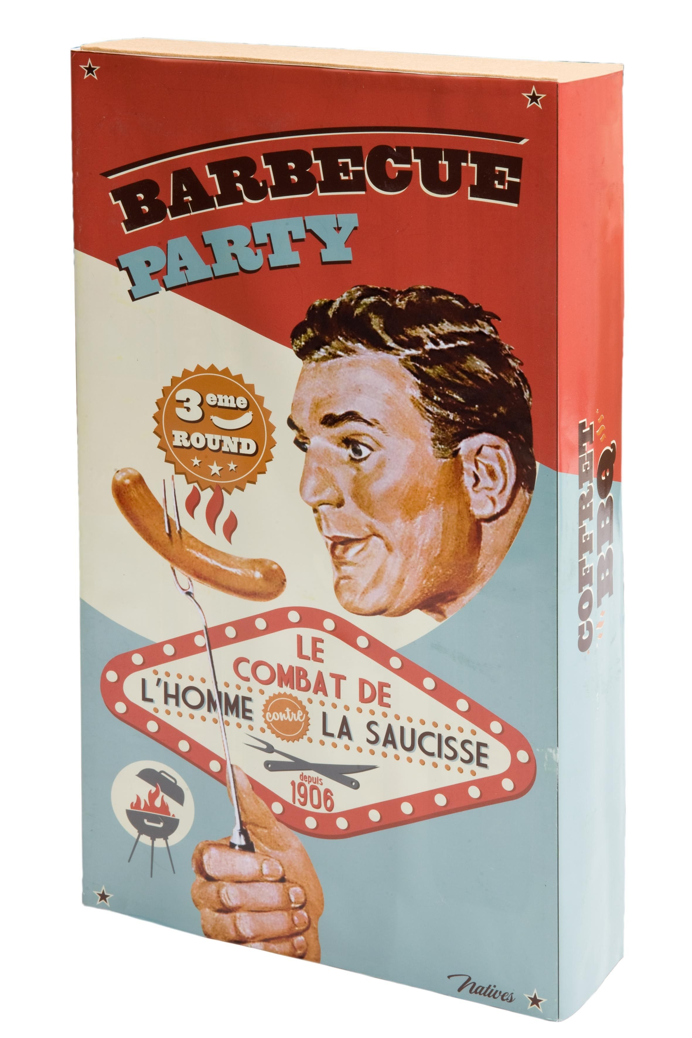 "Coffret ""Barbecue party"""