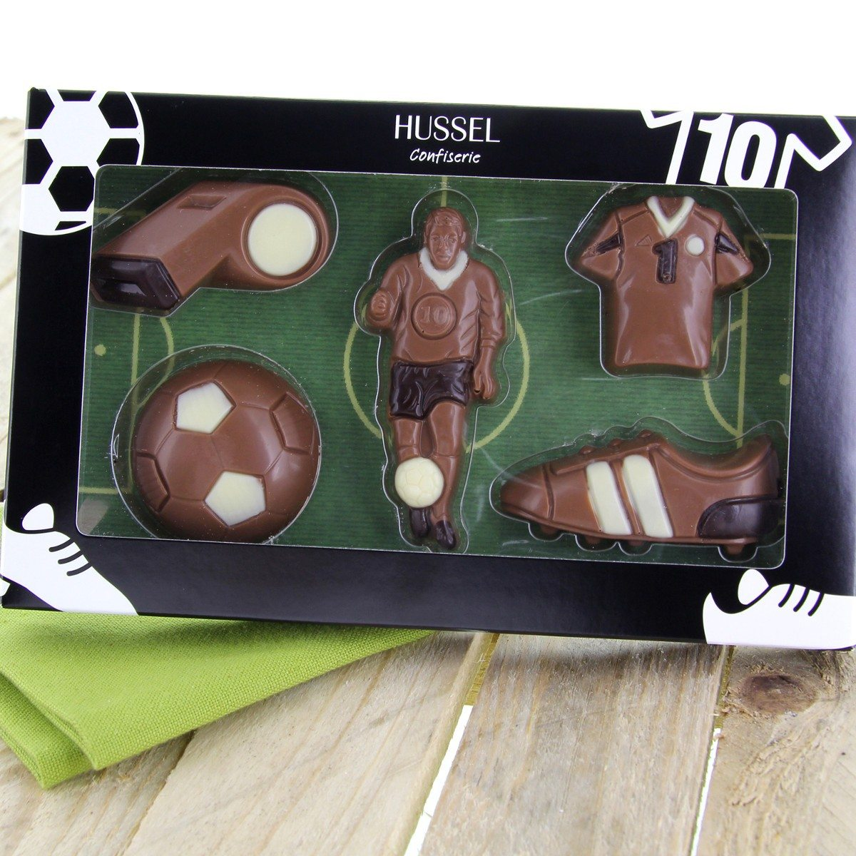 Coffret chocolats Football