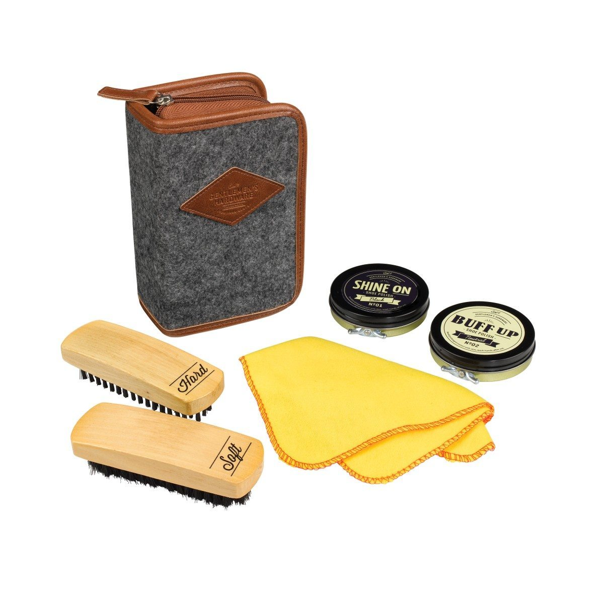 Coffret cirage - Gentlemen Hardware