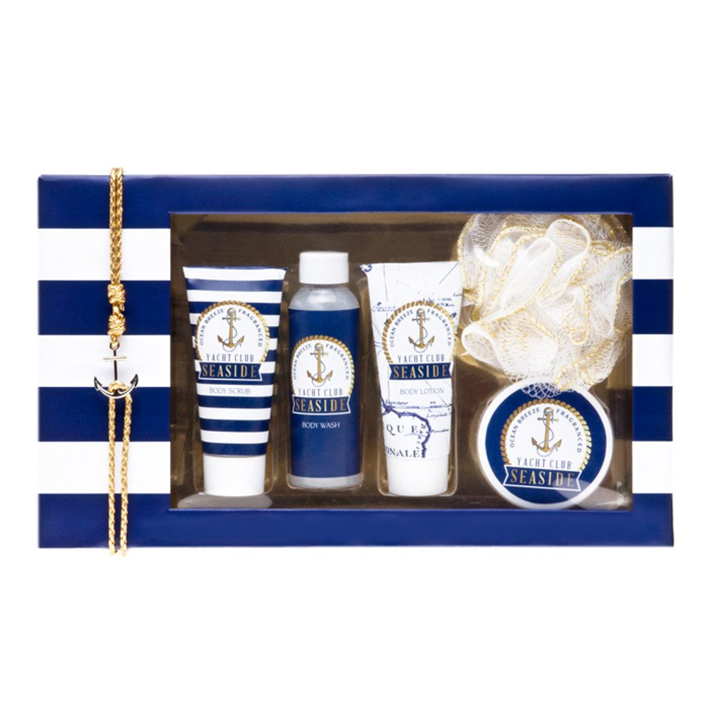 Coffret Wellness - Yacht Club Collection