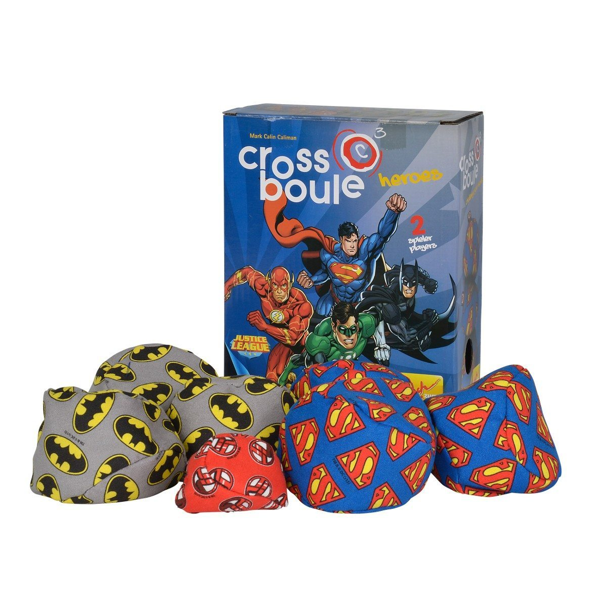 CrossBoule - Super héros