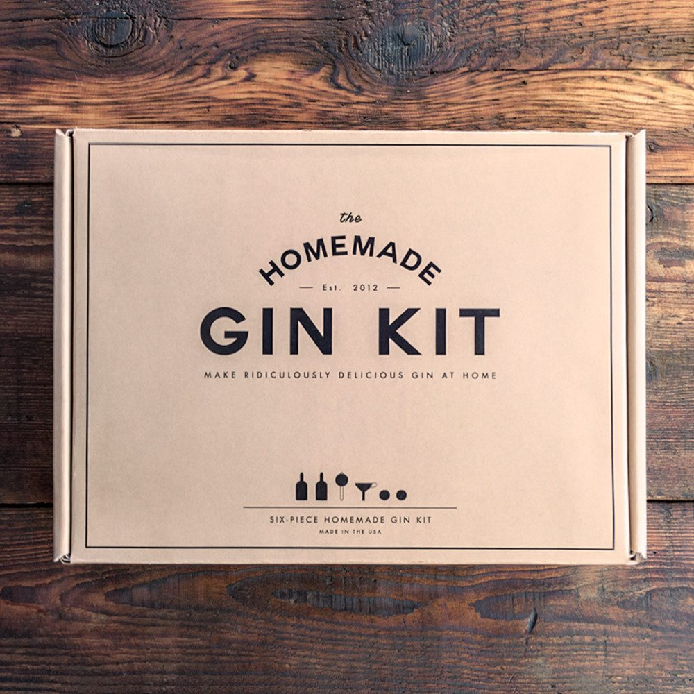 Fabrication de Gin maison – Kit DIY