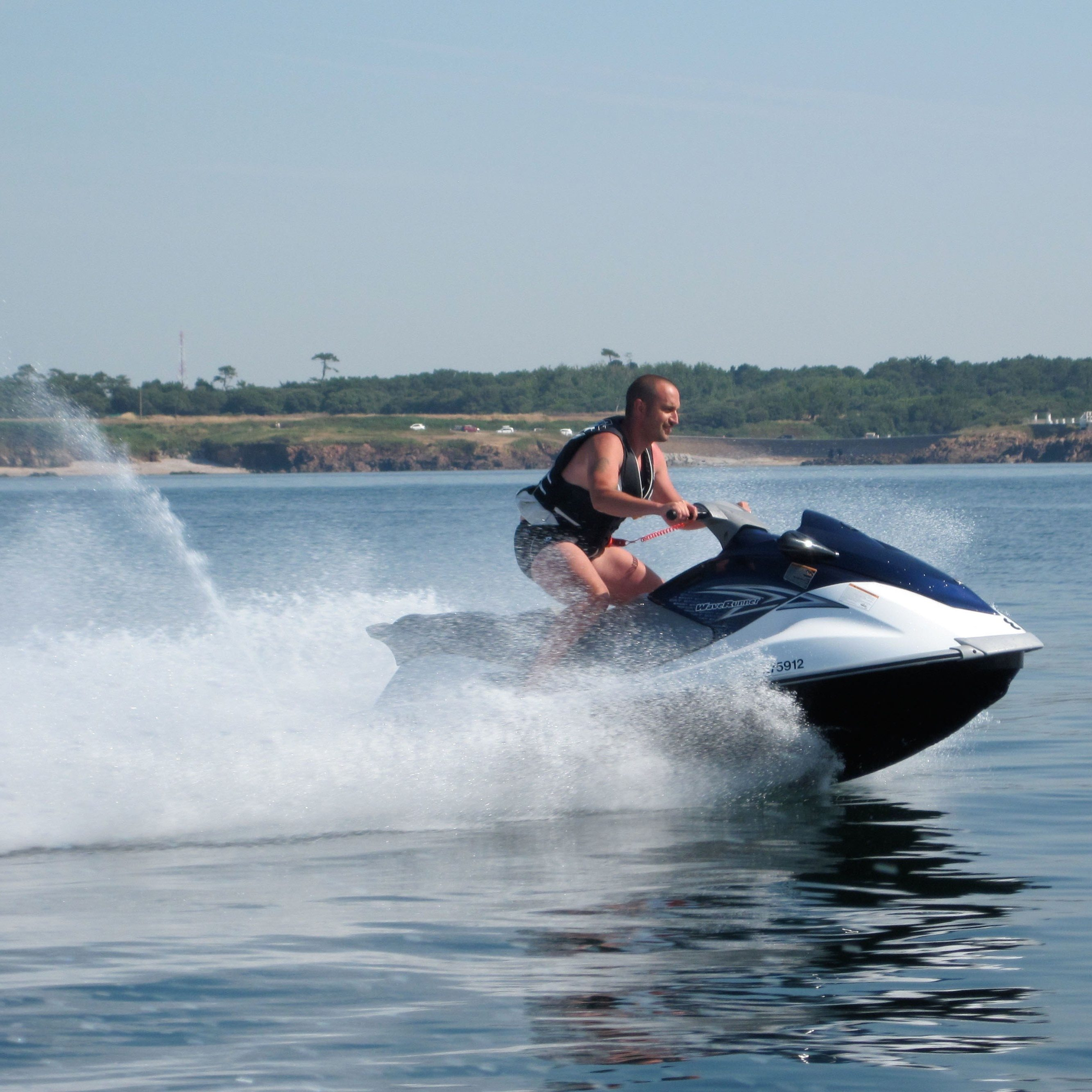 Initiation jet-ski aux Sables d'Olonne – 2h