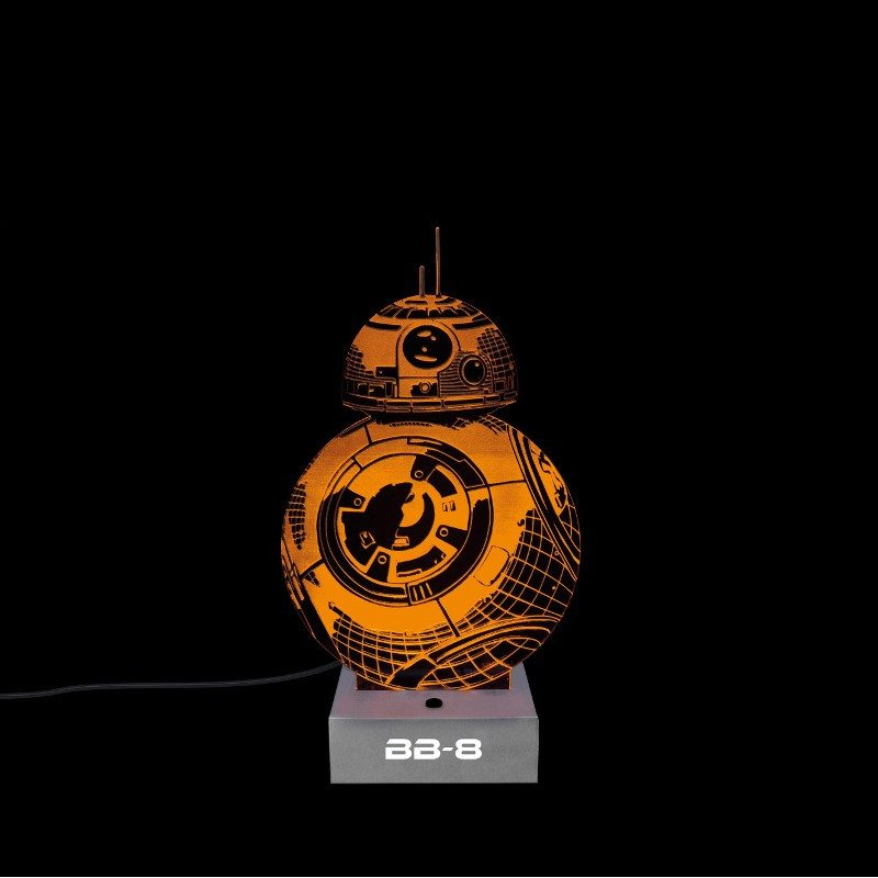 Lampe BB-8 Star Wars