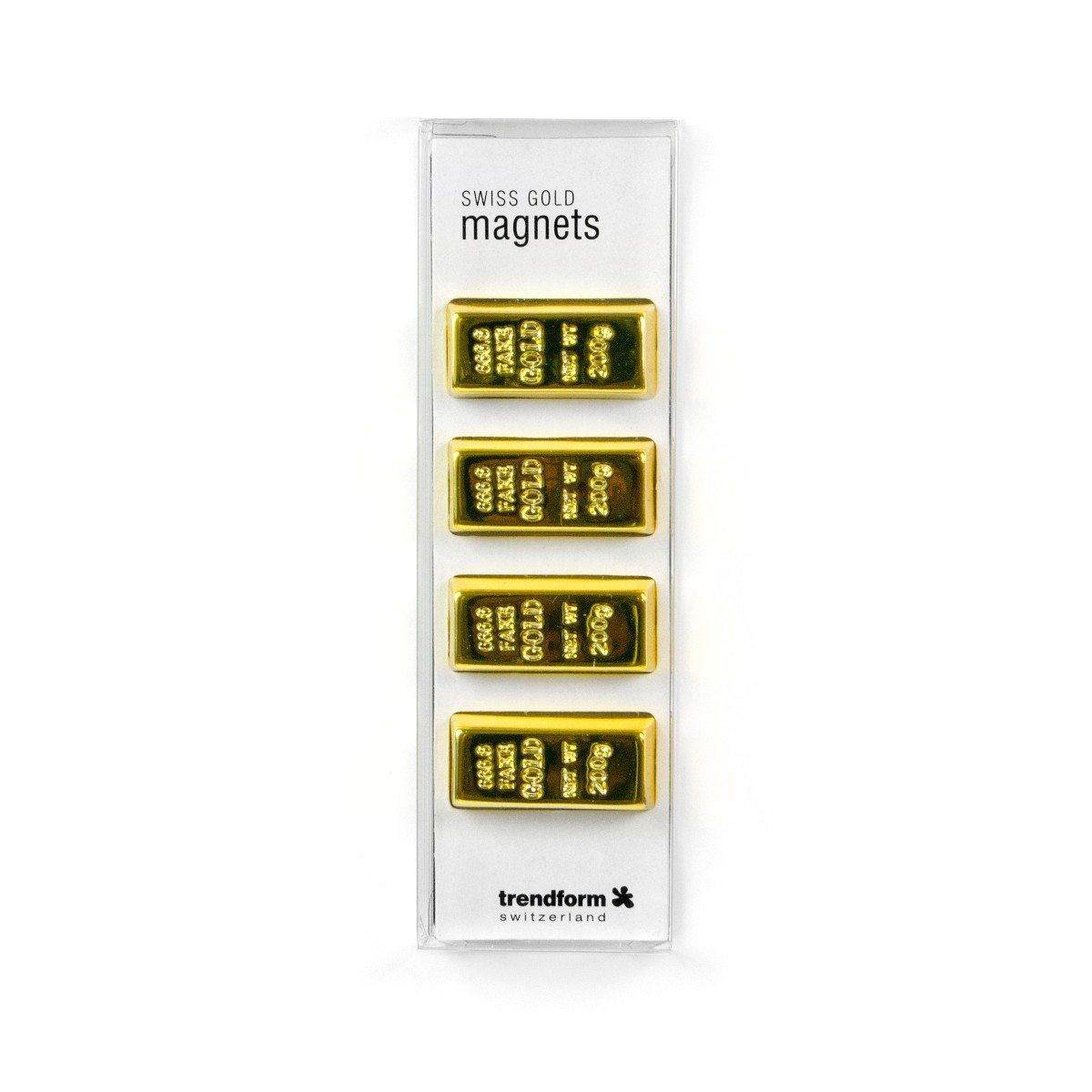 Magnets lingots d'or