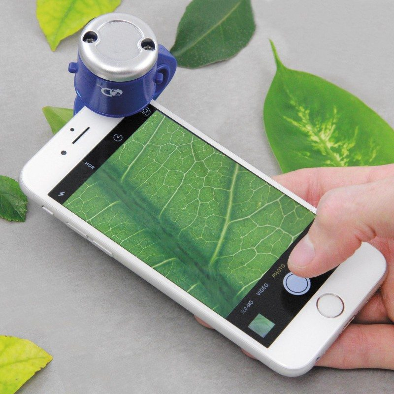 Microscope pour smartphone Discovery Channel
